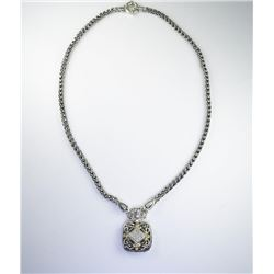Exquisite Ladies David Yurman Style Necklace