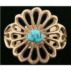 Dine Morenci Turquoise Bracelet