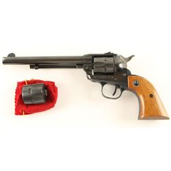 Ruger Single Six .22 Mag SN: 327205