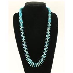Pre 1940's Turquoise & Coral Necklace