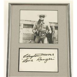 Lone Ranger B&W Photo