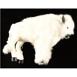 Navajo Made White Buffalo