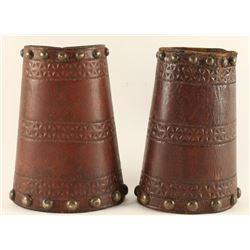 Pair of Cowboy Cuffs