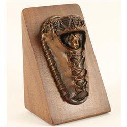 """""""Third Mother"""" Small Bronze Sculpture"""