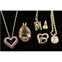 Designer Jewelry Lot
