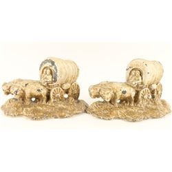 Lavelle Cast Iron Bookends