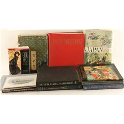 Lot of Art Related Books