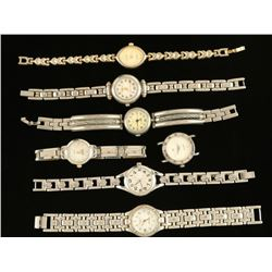 Lot of 6 Watches