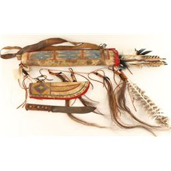 Native American Contemporary Hunting Lot