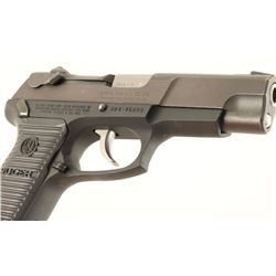Ruger P89 Cal: 9mm SN: 304-45090