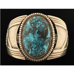 Native American Turquoise Cuff Bracelet