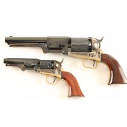 Uberti 3rd Dragoon & '49 Pocket .44 & .31