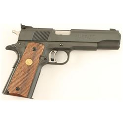 Colt Gold Cup .45 Auto SN: 70N74004