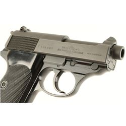 *Walther P38-K 9mm SN: 501881