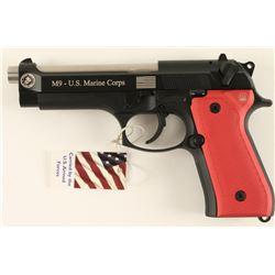 Beretta M9 9mm SN: M9-119530