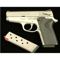 Smith & Wesson 3913 .40 S&W SN: THA3525