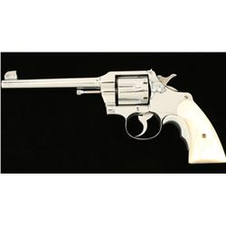 Colt Officers Model .38 Cal SN: 353243