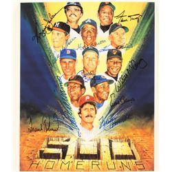 500 Home Run Club Autographs