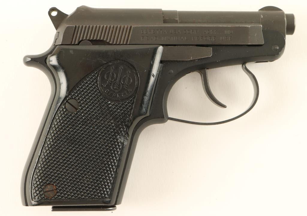 Beretta 21A Cal: 25 ACP SN: DAA072502