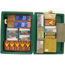 1,000+ Rounds of Various .22 LR Ammo
