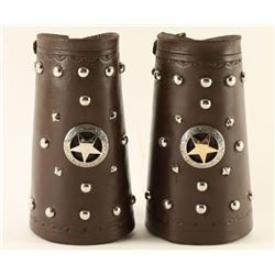 Pair of Cowboy Cuffs