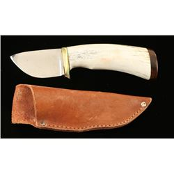 Antler Handle Knife