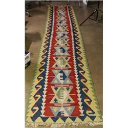 Colorful Handwoven Runner