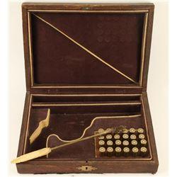Custom Colt 1878 DA Box