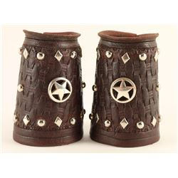 Pair of Child's Cowboy Cuffs