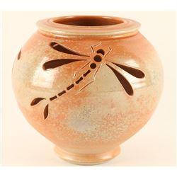 Handmade Ceramic Luminaria