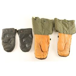 Collection of U.S. Military Mittens