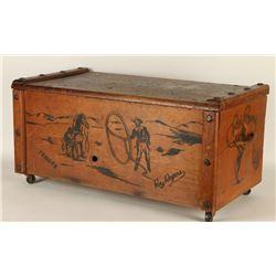 Roy Rogers Toy Box