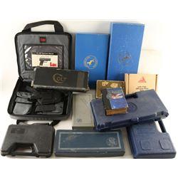 Bonanza Lot of Gun Boxes