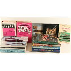 Lot of Gun Related Books