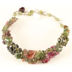 Artisan Made Tourmaline Necklace