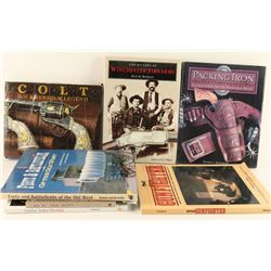 Lot of Cowboy Shooting & Gun Books