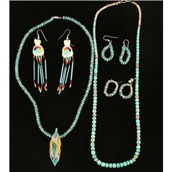 Lot of Indian jewelry