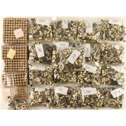 Lot of 45 Auto Brass