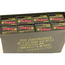 480 Rounds of 7.62x39 Ammo