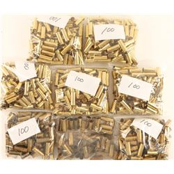 600plus rounds of 44 mag Brass