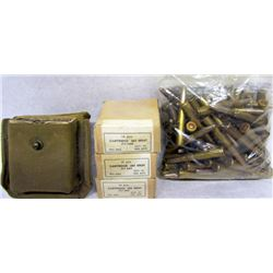 BOX LOT 303 BRITISH AMMO