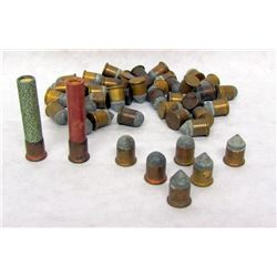 48 RDS 9MM FLOBERT AMMO
