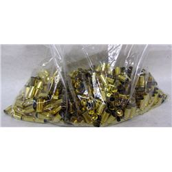 1000 PIECES 9MM BRASS