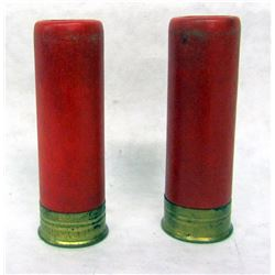 2 RDS 10 GAUGE CANNON BLANKS