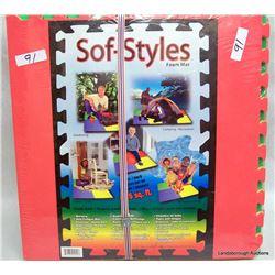 SOF STYLE FOAM MATS