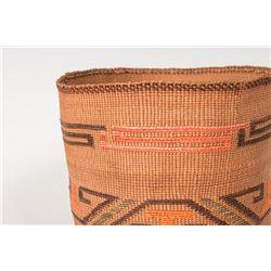 "Tlingit Basket, 7 ½"" x 7"""