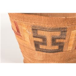 "Tlingit Basket, 5"" x 7 ¼"""