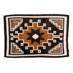 "Navajo Weaving, 3'4"" x 2'3"""