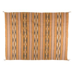 "Navajo Weaving, 4'7"" x 5'9"""