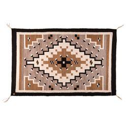 "Navajo Weaving, 4'4"" x 2'10"